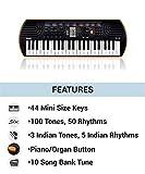 Casio SA-76 Clavier 44 touches
