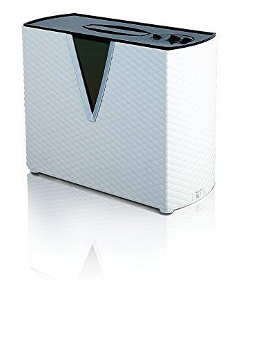 Sonnenkönig Liverpool - Humidificador (220/240V, 30 cm, 13 cm, 23 cm, Negro, Color blanco)