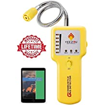 Detector de Gas Natural, Detector de Fugas de Gas Propano, Detector de Gas Butano