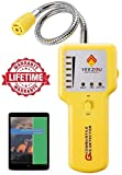 Natural Gas Detector, Propane Gas Leak Detector, Gas Sniffer, Portable Combustible Explosive Gas