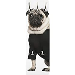Perchero - Pug Fashion 139x46x2cm