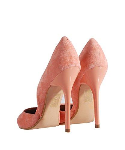 Steve Madden Varcityy Pink Shoes-Rose avec Chaussure Talon Rose - Rose