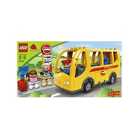 LEGO Duplo Legoville Bus (5636) by LEGO