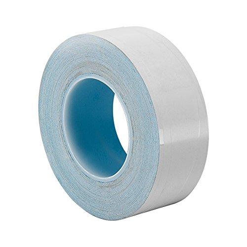 TapeCase 8815 3 m, colore: bianco di polimero acrilico adesivo conduttore-Nastro a trasferimento termico, spessore (Trasferimento Termico Materiale)