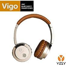 Auriculares diadema Bluetooth YZSY - Vigo. Cascos inalámbrico, con micrófono y función manos libres