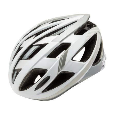 Cannondale Caad Rennrad Fahrrad Helm weiß/Silber 2017: Größe: S/M (52-58cm)