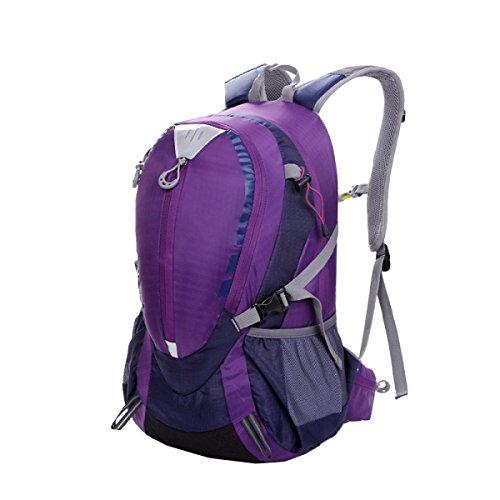 Zaino Da Equitazione Per Mountain Bike Xin Shan Borsa A Tracolla Esterna Viaggio. Multicolore Purple