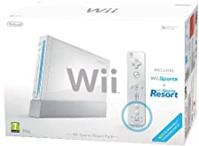 Nintendo Wii Sports Resort Pack