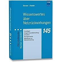 Wissenswertes über Netzrückwirkungen (VDE-Schriftenreihe – Normen verständlich)