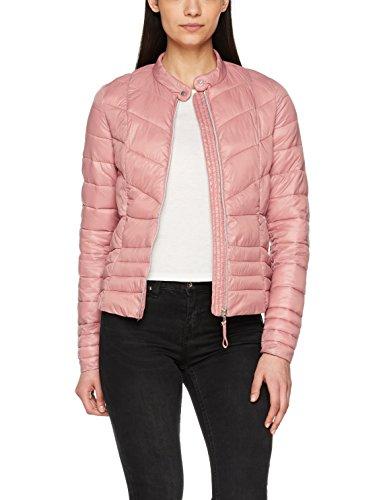 Vero Moda Vmallegra Soraya Short Jacket Boos, Chaqueta para Mujer, Rojo (Zinfandel), 42 (Talla del Fabricante: X-Large)