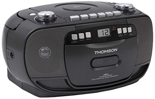 Radio casette con CD Thomson RK200CD