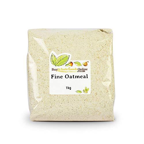 Oatmeal Fine 1kg (Buy Whole Foods Online Ltd.)