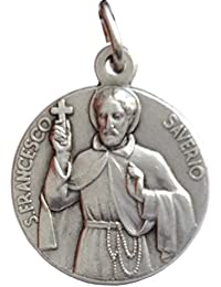 Saint Francis Saverio Silver Medal - The Patron Saint of Missions …