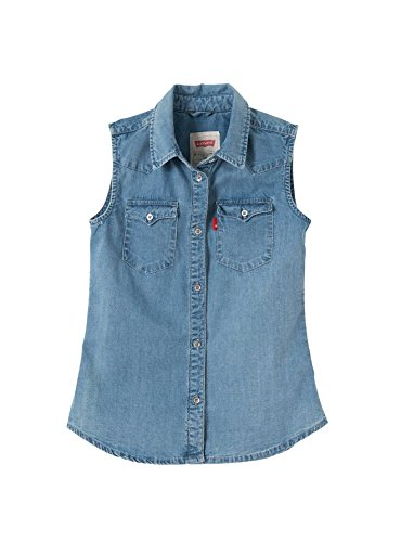 Levi's Kids LS Shirt Tency, Blouse Fille Levi's Kids