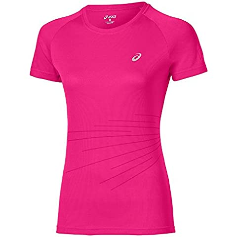 Asics SHIRT GRAPHIC SS TEE (Asics Womens Shirt)