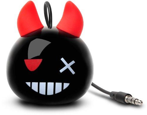 Cellux Tragbarer wiederaufladbarer Lautsprecher Devil