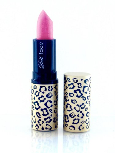 Doll Face Mineral Make Up   Good Kitty Bad Kitty Lipstick Pink (Up Doll Make Face)