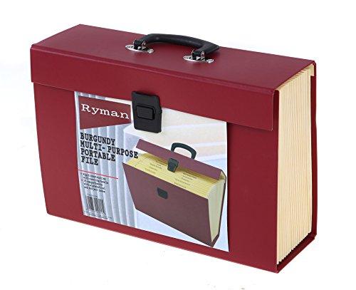 ryman-19-pocket-portable-expandable-file-color-burgundy