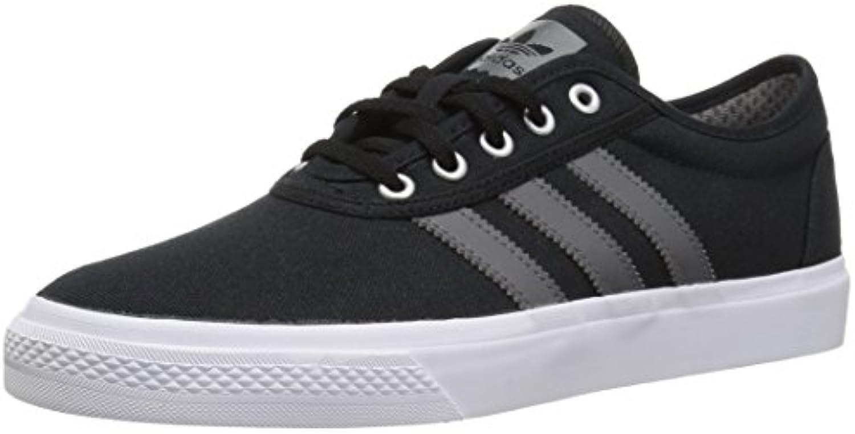 adidas originaux dja plus patiner chaussure, blanc, noir gris et blanc, chaussure, 11 m 3c62df