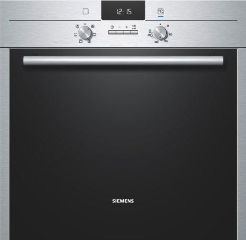 Siemens HB23AB520 iQ500 Einbaubackofen/A/Edelstahl/eco Plus/3D-Heißluft plus