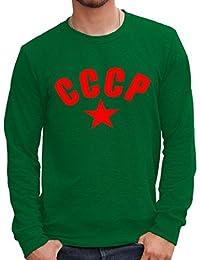 Sweatshirt Cccp Etoile - POLITIQUE by Mush Dress Your Style