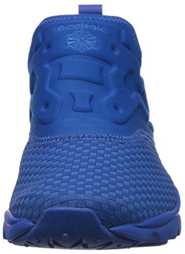 Reebok Furylite New Woven Donna Sneaker Nero Blu