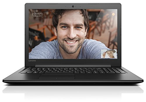 Lenovo ideapad 310 39,62cm (15,6 Zoll Full HD Glare) Notebook (AMD A12-9700P Quad-Core, 8GB RAM, 1TB HDD, AMD R5 M430, DVD Brenner, Windows 10 Home) schwarz