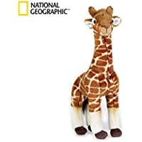 National Geographic - 8004332707189 - Peluche Jirafa Mediana 0m+