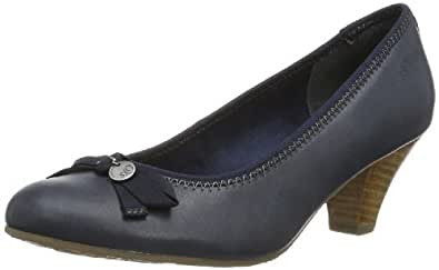 s.Oliver Casual 5-5-22403-32 Damen Pumps, Blau (Navy 950 950), EU 36