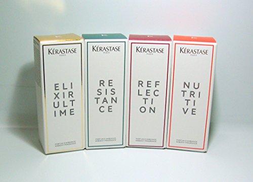 Calm Kerastase Kit Parfums Umwelt in 4verschiedene Düfte mit Stäbchen in Faser