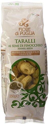 Fiore Di Puglia Taralli Finocchio Gr.250