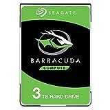 SeagateST3000LM024 BarraCuda 3 TB intern Festplatte (6, 35 cm (2, 5 Zoll), 15 mm dünn, 5400 u/min, 128 MB Cache, SATA 6 Gb/s, silber, Bulk)