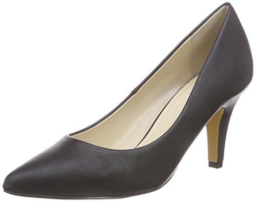 Another Pair of Shoes Priscilla E, Escarpins femme Noir (black01)