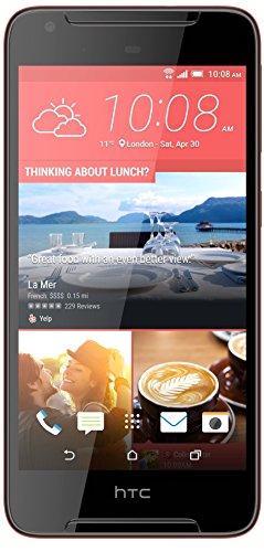 HTC DESIRE 628 Smartphone (16GB Spreich, Dual SIM, 2GB RAM, 4G LTE, 13MP Hauptkamera, 5MP Frontkamera) blau