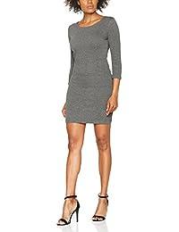 TOM TAILOR Denim Damen Kleid Structured Bodycon Dress