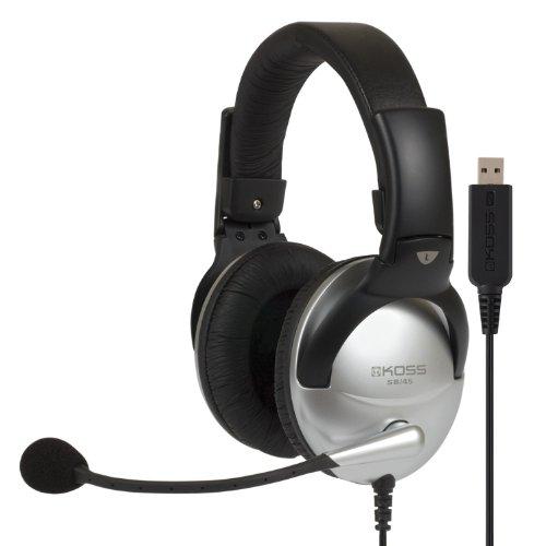 Koss SB45-USB Casque Multimedia Stereo Headphone Koss Stereo-headset