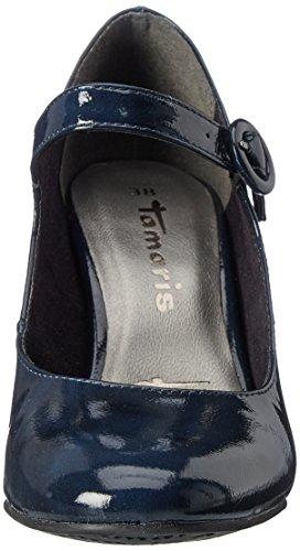 Tamaris 24413, Scarpe con Tacco Donna Blu (Navy)