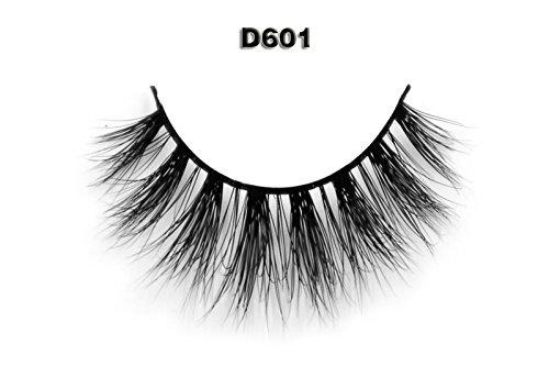 45 Modell 3D 100% Handgefertigte Künstliche Wimpern Dickes Augen Lashes Falsche Wimpern (Halloween Kränze Diy)