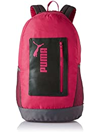 Puma 24 Ltrs Pink-Dark Grey Casual Backpack (7511604)