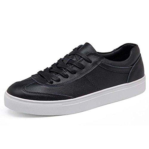 Ar Ao Lazer Livre Conforto Tendência Placa Moda De Zxcv Cem Homens Sapatos Preto qtUcSwxaT