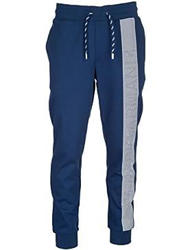 Emporio Armani pantalones deportivos hombre blu