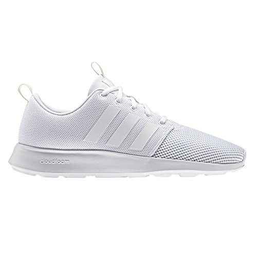 df33a9a1e adidas Men s Cloudfoam Swift Racer Trainers White Size  10.5 UK - Buy Online  in Oman.