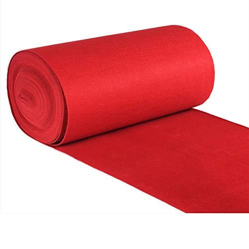 Jinrong-tappeto da sposa tappeto matrimonio tappeto nuziale passatoia tappeti -forniture for decorazioni di nozze tappeto runner tessuto non tessuto tappeto monouso antiscivolo resistente all'usura
