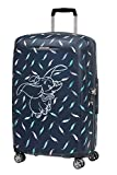 Samsonite Disney Forever Spinner Suitcase, 69 cm, 67 L, Blau (Dumbo Feathers)