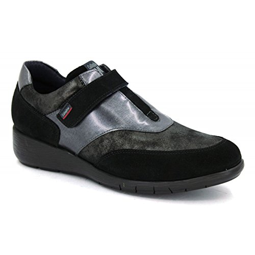 Callaghan 90413 Sneakers Donna Pelle Negro Negro 36