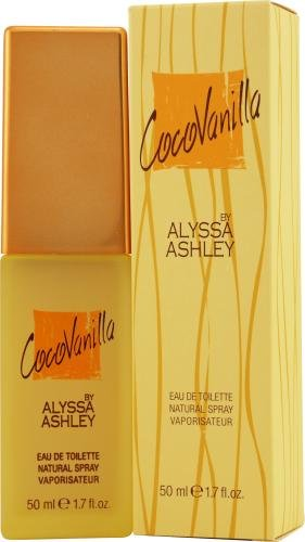 Alyssa Ashley Coco Vanilla femme/woman, Eau de Toilette, Vaporisateur/Spray, 50 ml