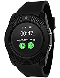 Louis Carlo Digital Dial Unisex Smart Watch