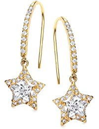 Carissima Gold Damen-Ohrringe gold 1.58.4219