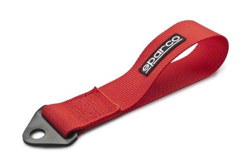 Sparco 01612RS Red Tow Strap by Sparco segunda mano  Se entrega en toda España