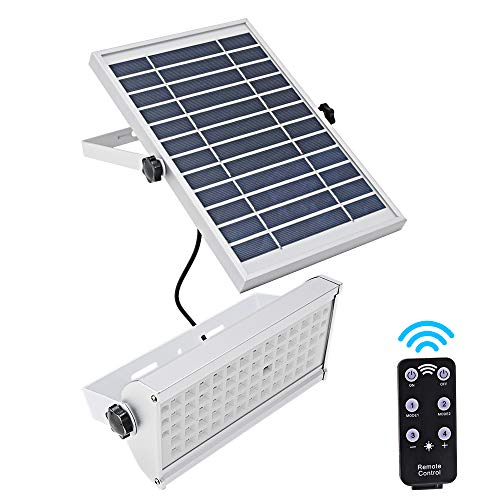 65LED 1500LM solar Motion Sensor luz luces seguridad
